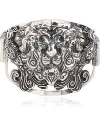 Gfase - Lion's Paradise Bracelet - Lyst