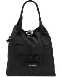 Balenciaga Army トートバッグ - ブラック