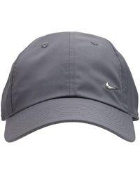 "Nike Kappe ""swoosh"" - Grau"