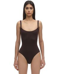 Laura Urbinati Tilda One Piece Swimsuit - Brown