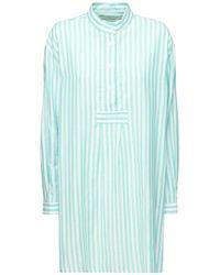 The Sleep Shirt - Пижамная Рубашка Из Хлопка - Lyst