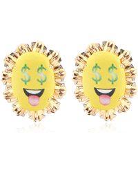 Bijoux De Famille - Be Cash Stud Earrings - Lyst