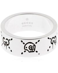 "Gucci Ring ""ghost"" - Mettallic"