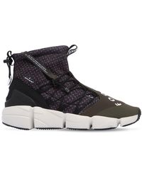 Nike | Air Footscape Utility Mid Top Trainers | Lyst