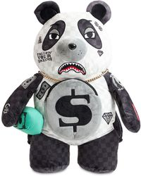 Sprayground Panda Teddy Bear Backpack - Mehrfarbig
