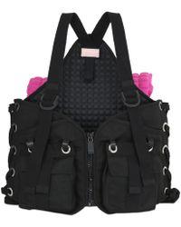 NO KA 'OI Yoga Backpack - Pink