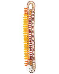 Ziio - Mistinguett Beaded Bracelet - Lyst