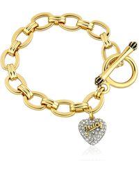 Juicy Couture Juicy Signature Statements Bracelet - Metallic