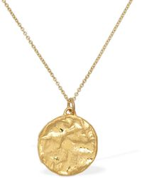 Nina Kastens Jewelry Coin ネックレス - メタリック
