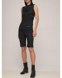 1017 ALYX 9SM Punk Tailored Twill Shorts - Black