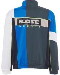 Martine Rose テックトラックジャケット - ブルー