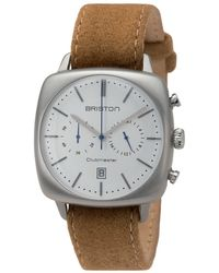 Briston - Clubmaster Vintage Chrono Watch - Lyst