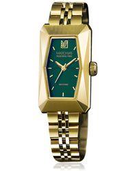 March LA.B - Montpensier Electric Emerald Watch - Lyst