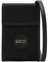 Gucci Сумка Из Материала Econyl - Черный
