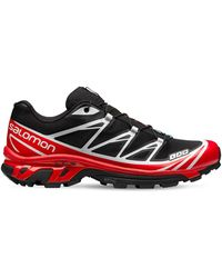 "Salomon Sneakers ""xt-6 Advanced"" - Noir"