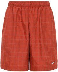 "Nike Shorts ""lab Nrg Flash"" - Arancione"