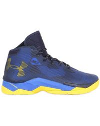 Under Armour - Steph Curry High Top Basketball Trainers - Lyst