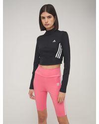 adidas Originals Hw Short Tights - Pink