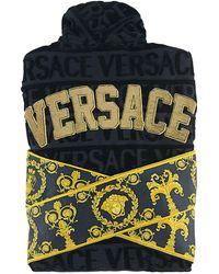 "Versace - Bata ""barocco & Robe"" Con Lentejuelas - Lyst"