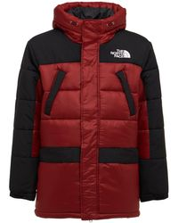 The North Face - Himalayan ナイロンインサレーションパーカ - Lyst