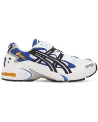 Asics - Kayano 5 Og Leather & Mesh Sneakers - Lyst