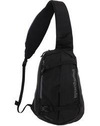 Patagonia 8l Atom Sling Nylon Backpack - Black