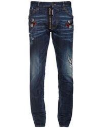 "DSquared² Jeans Aus Baumwolldenim ""cool Guy"" - Blau"