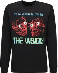 Chinatown Market - Vision コットンロングtシャツ - Lyst