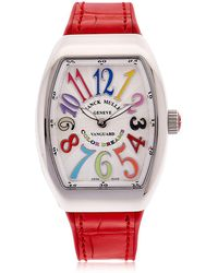 Franck Muller - Vanguard Lady Colour Dream Watch - Lyst