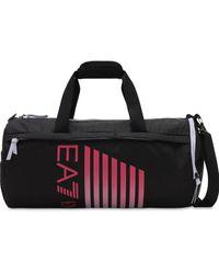 EA7 25l Ventus 7 Gym Bag - Schwarz