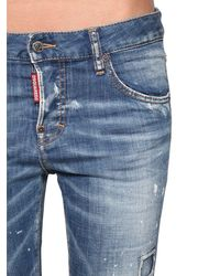"DSquared² Jeans Aus Denim ""cool Girl"" - Blau"