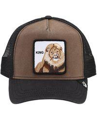 Goorin Bros Бейсбольная Кепка King Lion - Коричневый