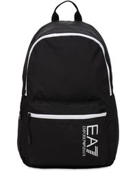 "EA7 Sac À Dos ""train Core"" 20 L - Noir"