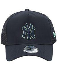 KTZ Ny Yankees Af キャップ - ブルー