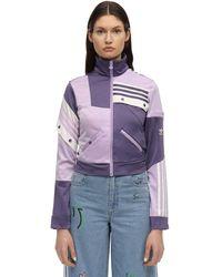 """adidas Originals Veste """"danielle Cathari"""" - Violet"""