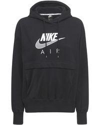 Nike Air スウェットフーディー - ブラック