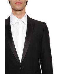 Dolce & Gabbana Dreiteiliger Anzug Aus Schurwollmischung - Schwarz