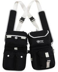 Eastpak Mountaineering Nylon Chest Pack - Black