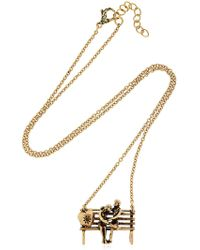 Alcozer & J | Lovers Necklace | Lyst