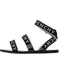 Givenchy Босоножки Из Гросгрейн 10mm - Черный