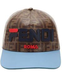 Fendi - Mania 野球帽 - Lyst