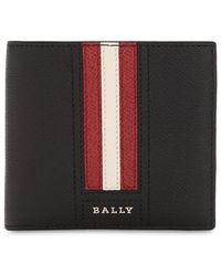 Bally - レザー 二つ折り財布 - Lyst