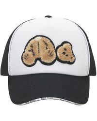 Palm Angels Bear Trucker Hat - Multicolour