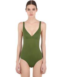 Laura Urbinati - Sormonto Lycra One Piece Swimsuit - Lyst