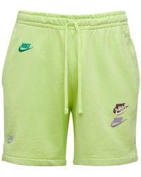 "Nike Shorts ""multifutura"" - Grün"