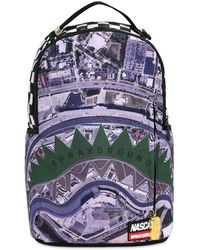 Sprayground Nascar Track Day Backpack - Mehrfarbig