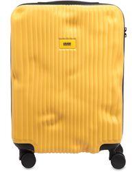 Crash Baggage 40l 4-rollen-trolley - Gelb