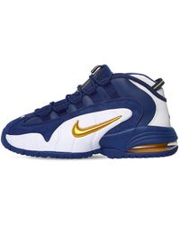 Nike Air Max Penny Sneakers - Blue