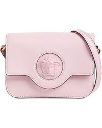 Versace Кожаная Сумка - Розовый