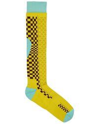 Asics Носки Kiko - Желтый